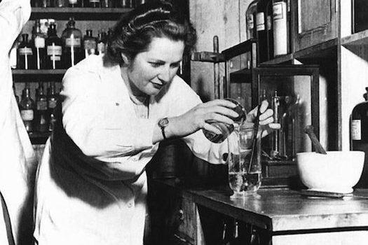 Margaret Thatcher in the Lab