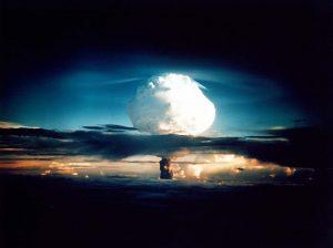 Ivy Mike Mushroom Cloud