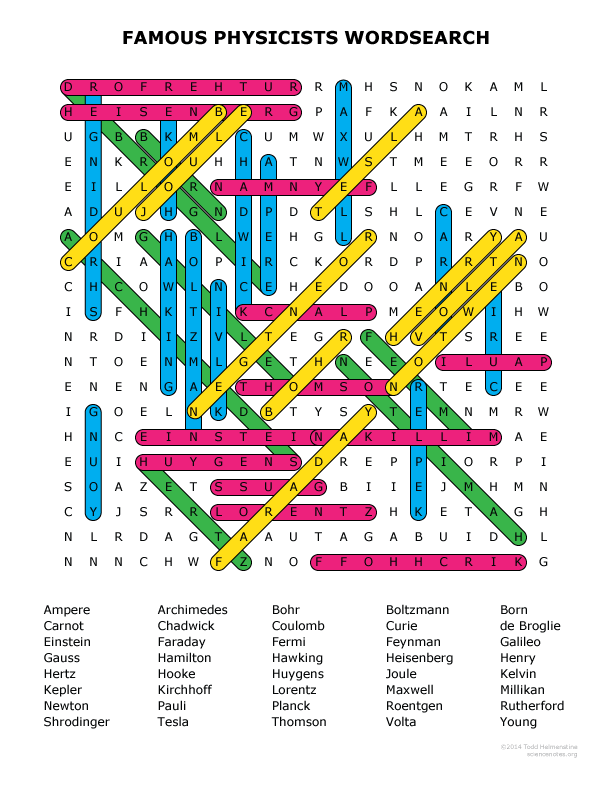 ... word search. You can download the PDF of the solved puzzle . Enjoy