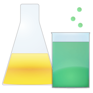 Beaker and Flask