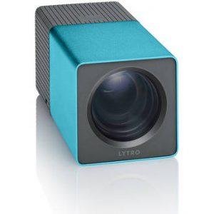 Electric Blue Lytro Camera
