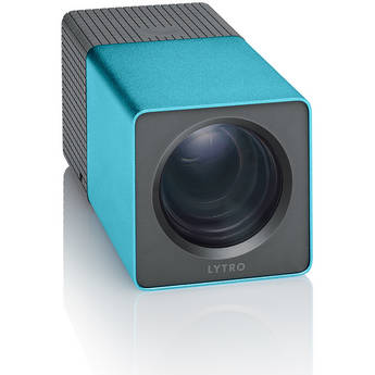 Electric Blue Lytro Camera