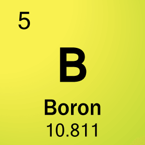 Periodic table element cards element cell for 05 boron urtaz Image collections