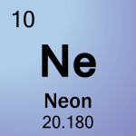 Element cell for 10-Neon