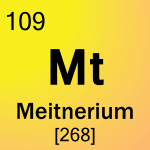 Element cell for 109-Meitnerium