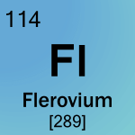 Element cell for 114-Flerovium