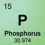 Element cell for 15-Phosphorus