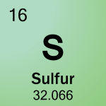 Element cell for 16-Sulfur