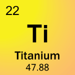 Element cell for 22-Titanium