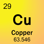 Element cell for 29-Copper