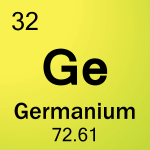 Element cell for 32-Germanium