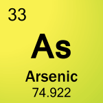 Element cell for 33-Arsenic