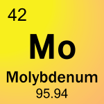 Element cell for 42-Molybdenum