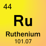 Element cell for 44-Ruthenium