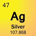 Element cell for 47-Silver