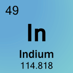 Element cell for 49-Indium