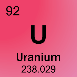 92-Uranium Element Cell - Science Notes and Projects