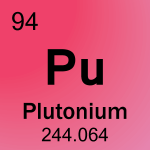 Element cell for 94-Plutonium