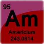 Element cell for Americium