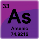 Element cell for Arsenic