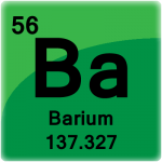 Element cell for Barium