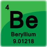 Element cell for Beryllium