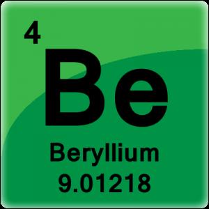 Element cell for Beryllium