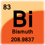 Element cell for Bismuth