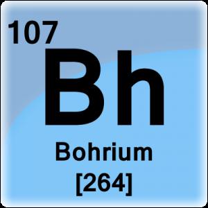 Bohr. - Element 107