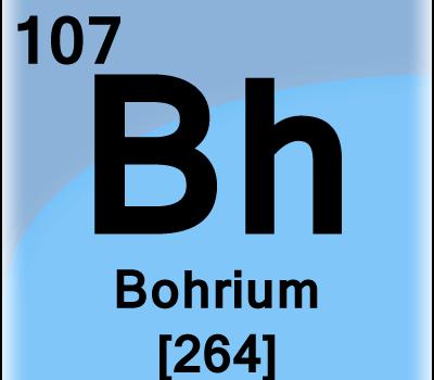 Element 107 - Bohrium