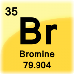Element cell for Bromine