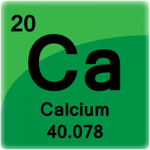 Calcium Facts on Basic Periodic Table Printable Of Chemistry