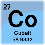 Element cell for Cobalt