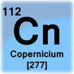 Element cell for Copernicium