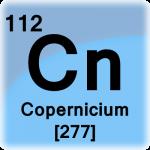 Element cell for Copernicium
