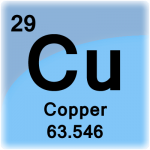 Element cell for Copper