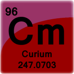 Element cell for Curium