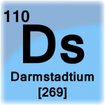 Element cell for Darmstadtium