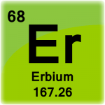 Element cell for Erbium