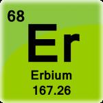 Element cell for Erbium