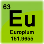 Element cell for Europium