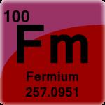 Element cell for Fermium