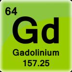 Element cell for Gadolinium