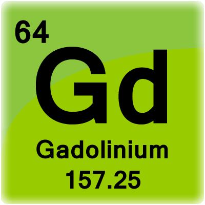 Gadolinium Element Cell - Science Notes and Projects