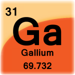 Element cell for Gallium