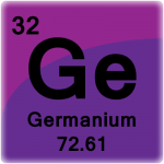 Element cell for Germanium