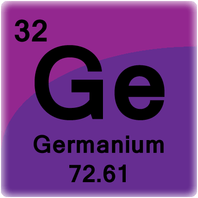 Germanium Element Cell - Science Notes and Projects