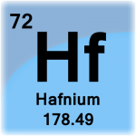 Element cell for Hafnium