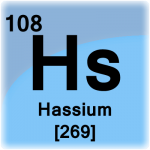 Element cell for Hassium