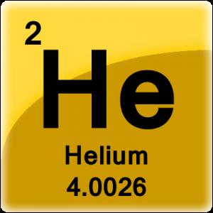 Helium Facts on Fluorine Periodic Table